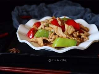 彩椒鸡胸肉,富含维生素、蛋白质