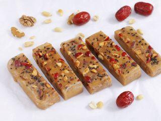 红豆薏仁茯苓年糕