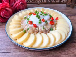 肉末日本豆腐,成品图三