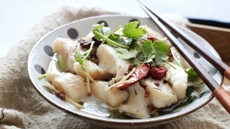 椒麻巴沙鱼,承包你的整个胃