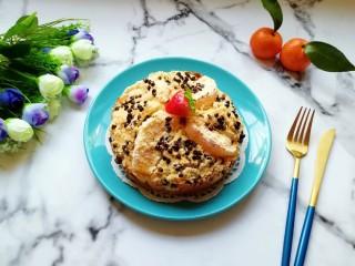 香橙巧克力妙芙蛋糕,超级好吃的香橙巧克力妙芙蛋糕,一定要学会哦!
