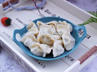 鲜美无比的鲅鱼饺子