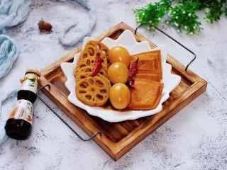 潮汕卤味,味香浓郁的太好吃啦。
