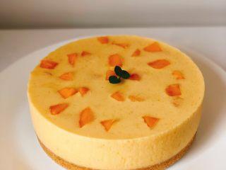 免烤❗️芒果酸奶蛋糕