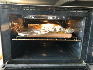 南瓜小餐包,最后五分钟密切观察,注意加盖锡纸。
