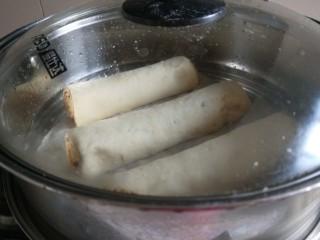 宝宝千层肉龙,二次发酵20分钟,这样会蓬松宣软。