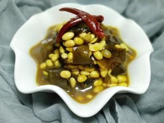 黄豆炖海带