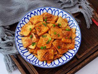 蚝油酱汁杏鲍菇,图二