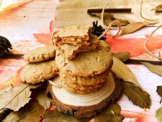 果仁姜饼,成品1