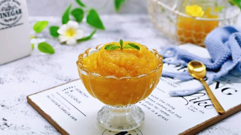自制零添加菠萝酱