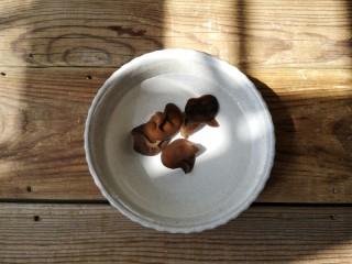 芦笋虾仁——春吃一口鲜,木耳提前泡发。