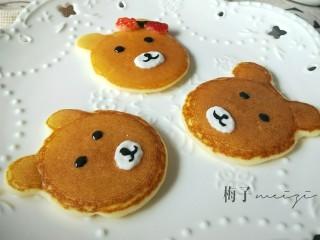 小熊酸奶软饼