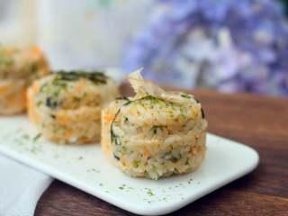 海苔肉松包饭,好吃的不要不要的。
