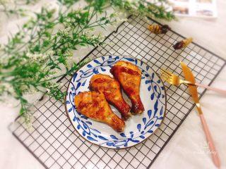 蜜汁香烤鸡腿