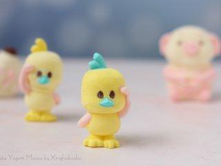萌萌的酸奶慕斯