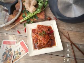 红烧带鱼,有了MEYER这个锅只用少量的油就能把红烧带鱼做的浓香美味。
