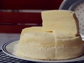 烫面蒸蛋糕