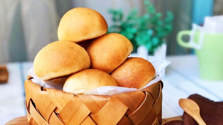 奶香小面包