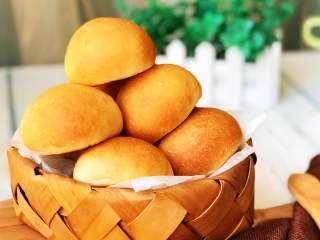 奶香小面包,成品1