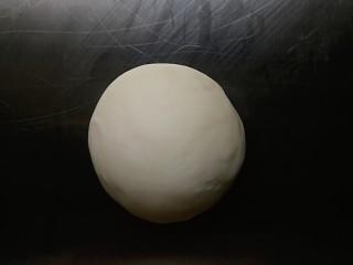 肉松馒头卷,揉成一个光滑的面团