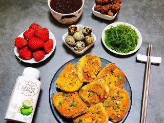 香煎馒头片,早餐是一天中最重要的一餐一定要吃的即有营养又美味
