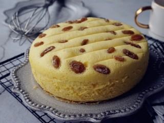 电饭锅戚风蛋糕
