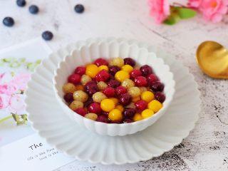 自制水果珍珠,成品图
