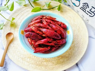 爆炒咖喱小龙虾