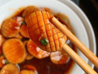 酱汁杏鲍菇,鲜美无比,比肉好吃啊!