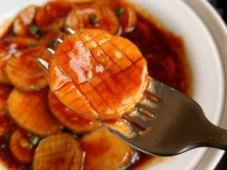 酱汁杏鲍菇,来一口?