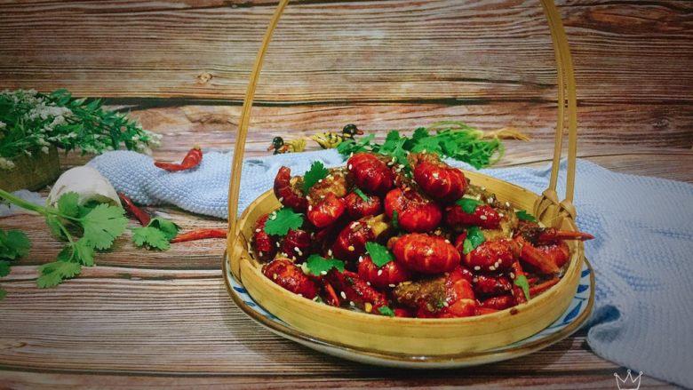 椒盐小龙虾(非油炸版)