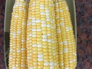 鲜榨玉米汁,准备材料