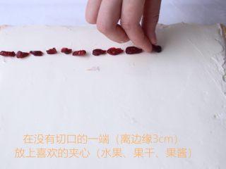 史上最详细的柔软蛋糕卷,放水果