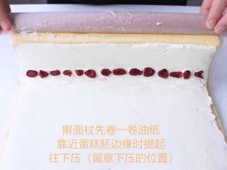 史上最详细的柔软蛋糕卷,卷起
