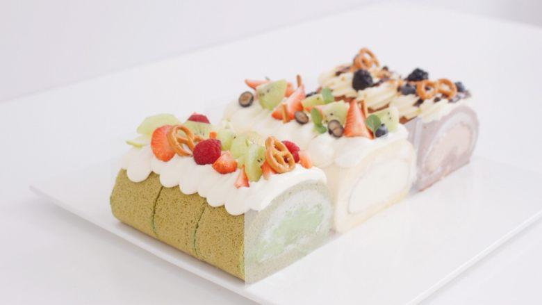 史上最详细的柔软蛋糕卷