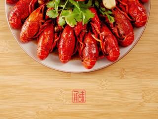 奉上这份经典,十三香小龙虾,成品图