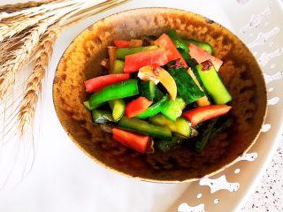 #爽口凉菜#炝拌时蔬小菜