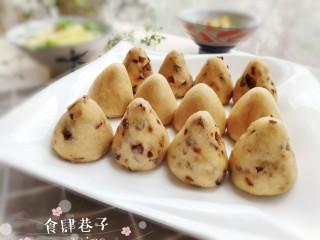 糙米窝头(原味&枣香)