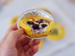 蓝莓蛋挞,图五