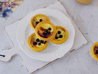 蓝莓蛋挞,图四