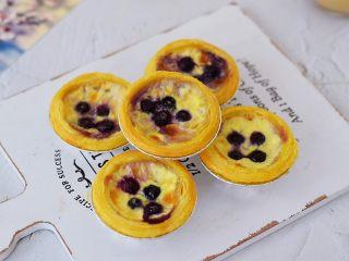 蓝莓蛋挞,图二