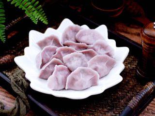 黄瓜海米饺子,再来一张诱惑你。