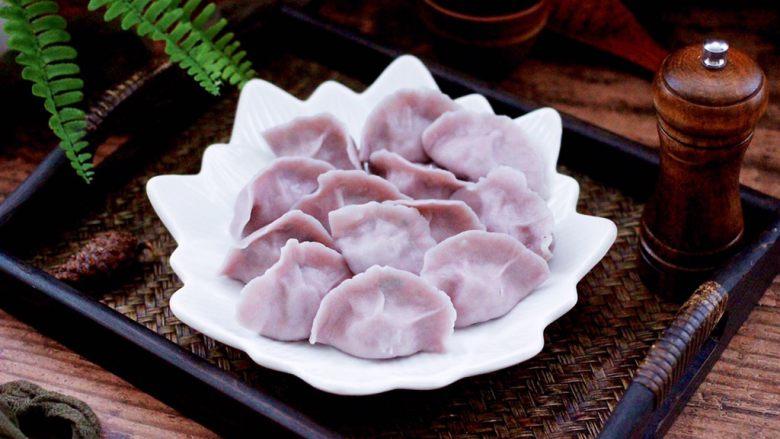 黄瓜海米饺子