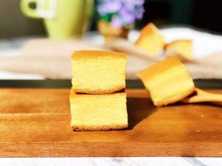 蜂蜜古早蛋糕,成品3