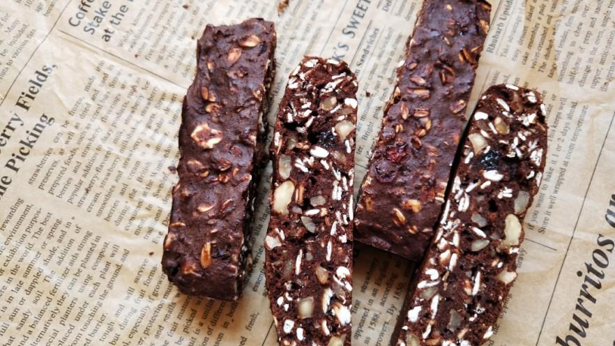 巧克力蛋白棒