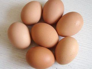 香蕉戚风,鸡蛋