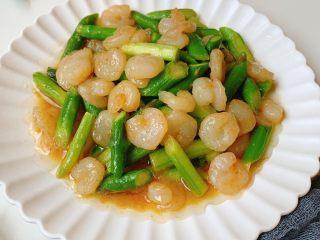 芦笋炒虾仁,鲜美无比