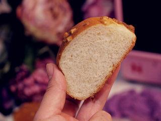 面包店的畅销款之~帕帕罗蒂【咖啡墨西哥面包】,成品