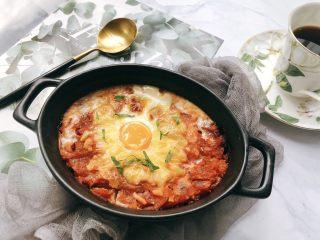 意式早餐烘蛋
