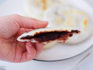 糯米豆沙饼,图二
